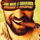 Cigarros Explosivos! [Digipak] by Jaro Milko and the Cubalkanics (CD, Apr-2014, Asphalt Tango Records)