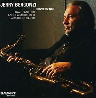 Jerry Bergonzi - Convergence [new Cd] on Sale