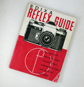 Edixa-Reflex-Guide-The-Focal-Press-4th-Edition-Feb-1965
