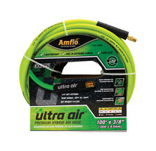 Amflo 575 100a Ultra Air Yellow 300 Psi Hybrid Blend Hose 38 In X 100 Ft