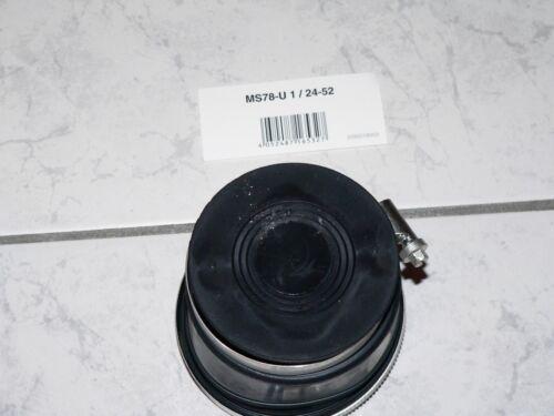 Hauff Manschettenstopfen MS 78 Elektro Rohrabdichtung U 1//24-52 für Wasser