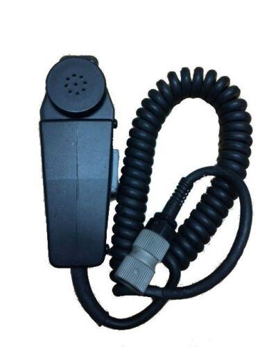 Genuine US Military Issue Surplus M80//U Dynamic Radio//PA Microphone Handset