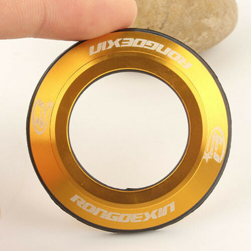 Bicycle Headset Cap Bike Top Cover O Ring Seal Aluminum Alloy Dustproof Sleeves