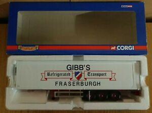 Corgi-CC19902-Fridge-Trailer-Gibbs-of-Fraserburgh-Trailer-Only