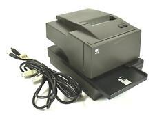 USB RS232 Knife NCR 7167-1015 POS Printer w//MICR