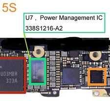 338s1216 power ic for iphone5s fix dead mobile and many other faults