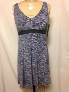 Ideology Active Tennis Dress Crystal S Multi Space Dye