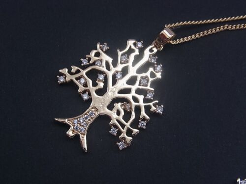 "43x10 14K Vergoldet Sensenmann Halskette 18 /""// Cadena De La Santa Muerte 18 /"""