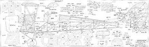 Dynamique De Havilland Dh82a Tiger Moth 30% Scale Plan Set-afficher Le Titre D'origine RafraîChissant Et Enrichissant La Salive