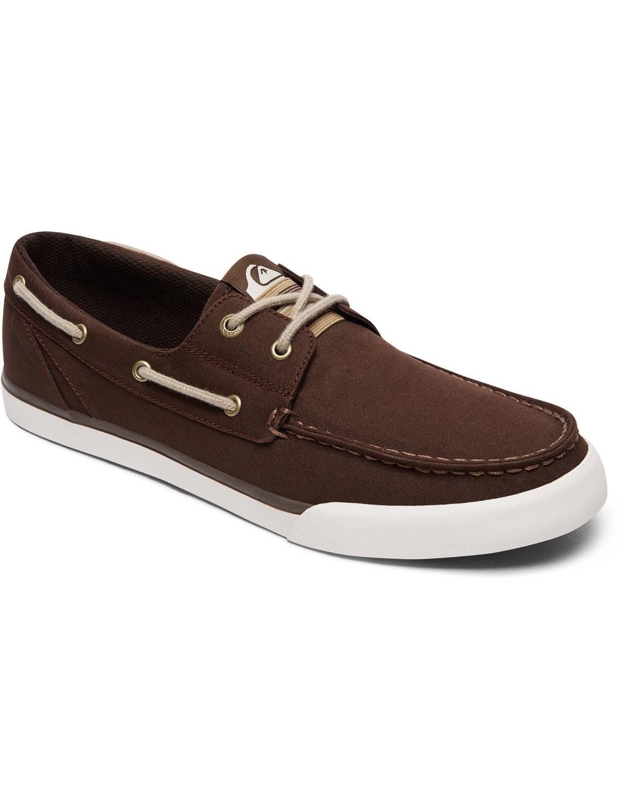 Quiksilver Spar Trainers Trainers Trainers in Braun 6d7c9c