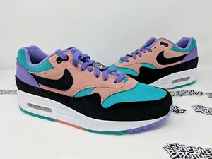 Details about Nike Air Max 1 ND Have a Nike Day Space Purple Black BQ8929 500