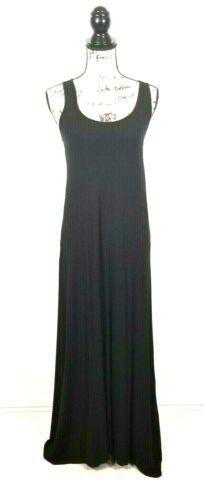 $248 Vince Women's Chambray Back Modal Maxi Dress