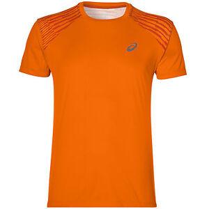 asics Performance fuzeX Tee Herren-Shirt Laufshirt Sportshirt Fitnessshirt Sport