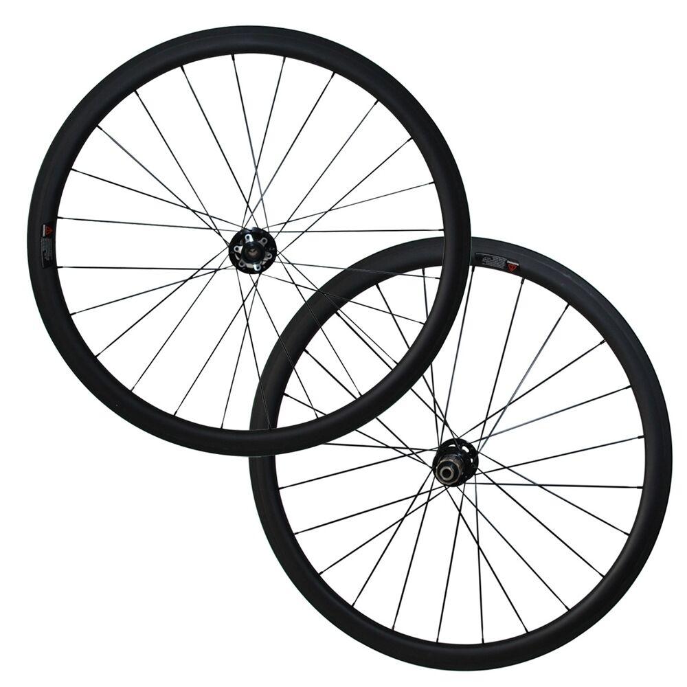 D791SB D792SB 38mm Tubular 25mm Width U Shape Disc Brake Carbon Cyclocross Wheel