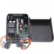 Dc 10 55v Max 60a Pwm Motor Speed Controller 0 Adjustable Drive Switch