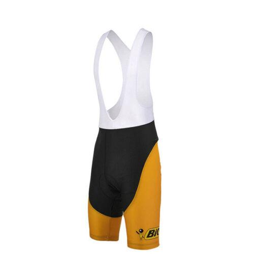 BIC Retro Cycling Jersey Bib Short Pant Team Bike MTB Road Short Long Sleeve
