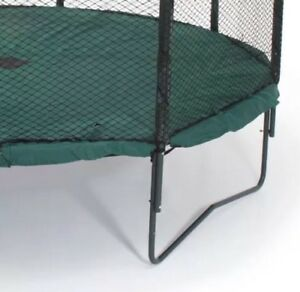 JumpSports-Alley-Oops-14-Ft-Green-Trampoline-Weather-Cover-BRAND-NEW