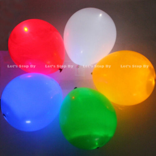 48 LED Green Balloon Paper Lantern Light Wedding Christmas Floral Decoration
