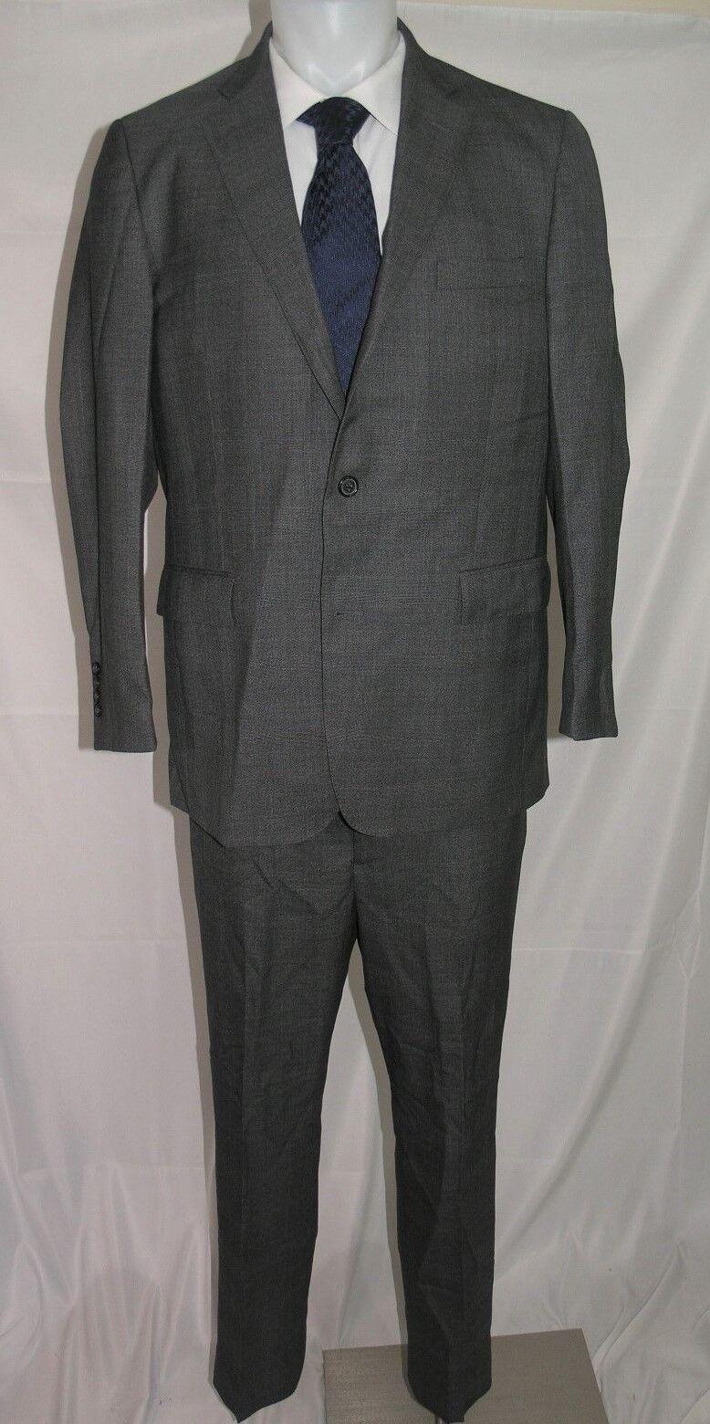Brooks Bredhers 1818 Regent Vitale Barberis Canonico Two BTN Suit 43 L 37 x 30.5