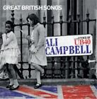 Great British Songs by Ali Campbell (Singer) (CD, Jul-2015, Cooking Vinyl Records (USA))