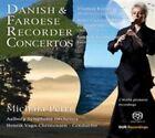 Danish & Faroese Recorder Concertos Super Audio Hybrid CD (CD, Jul-2015, OUR Recordings)