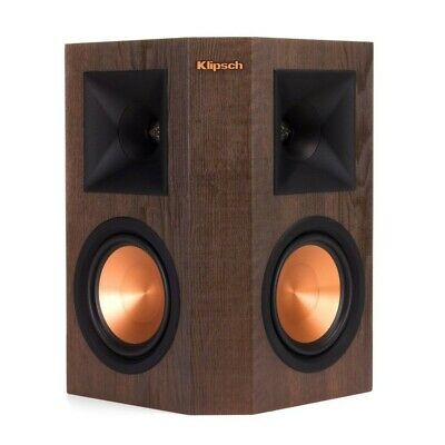 AUTHORIZED-DEALER Klipsch RP-402S on-wall Surround//effects Speakers $600 list