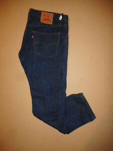 04c360f5e0c69 Rare Vintage Levis 501 XX Made USA Mens Blue Denim Vintage Jeans W34 ...