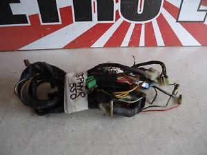 Groovy Kawasaki 550 Zephyr Wiring Loom 1991 Zephyr Wiring Harness Ebay Wiring Cloud Hisonuggs Outletorg
