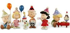 Lenox Birthday Party Peanuts Snoopy Charlie Brown Figurine *New in Box*