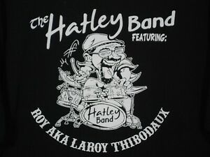 Gildan-The-Hatley-Band-Mens-Size-X-Large-Rock-Country-Oldies-Troprock-Cotton