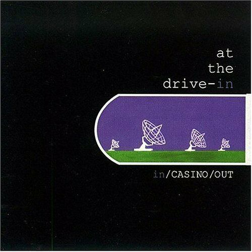 At the Drive-In - In Casino Out [New CD]