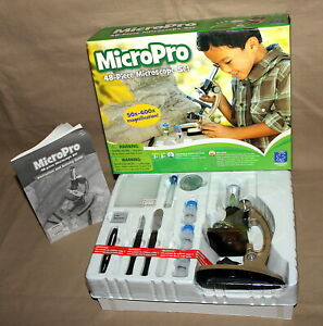 NEW - School Learning Resources MICROPRO 48-PIECE ...