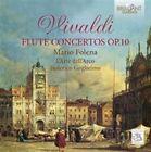 Vivaldi: Flute Concertos, Op. 10 (CD, Aug-2015, Brilliant Classics)