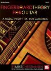 Fingerboard Theory for Guitar Christiansen Mike 0786665831