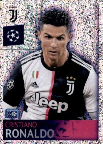 Champions League 19 20 Sticker 215 Cristiano Ronaldo Top Scorer Juventus Turin