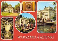 BR9008 Warszawa Lazienki  poland