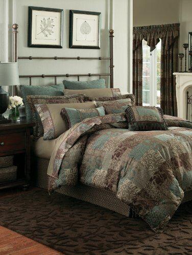 Croscill Galleria Queen 4-Piece Comforter Set