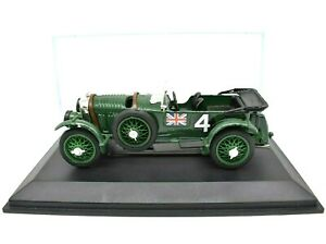 Coche-Auto-Bentley-Speed-Six-6-6L-Equipo-Bentley-Escala-1-43-diecast-miniaturas