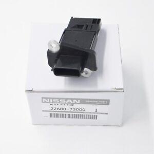 Car MAF Mass Air Flow Meter Sensor Fits for NIS-SAN 22680-7S000 Mass Air Flow Sensor