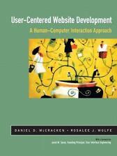 User-Centered Web Site Development : A Human-Computer Interaction Approach by Da