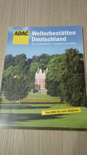 """1 von 1 - ADAC Buch """"Welterbestätten Deutschland"""""""