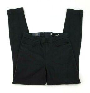 J-Crew-034-Dannie-034-Black-Stretch-Skinny-Ankle-Jeans-Women-039-s-Size-0-Pants-25-x-28