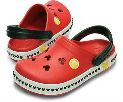 MICKEY MOUSE Crocband III Juniors Red