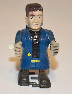 Vintage Frankenstein Monster Plastic Wind-Up Walking Figure NR