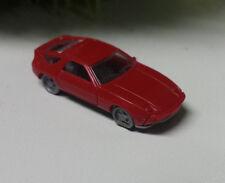 Fleischmann Spur N Porsche 928 S rot 1:160 PKW Modelleisenbahn