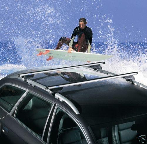 BARRES DE TOIT ALUMINIUM BMW X1 dès 10/2015 / avec barres logitudinales