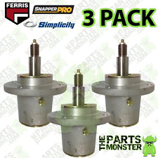 (3) PACK ** Ferris 5061095 Spindle Assembly for Simplicity, Snapper Pro, Snapper