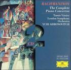 Rachmaninov: The Complete Piano Concertos (CD, Jun-1998, 2 Discs, Deutsche Grammophon)