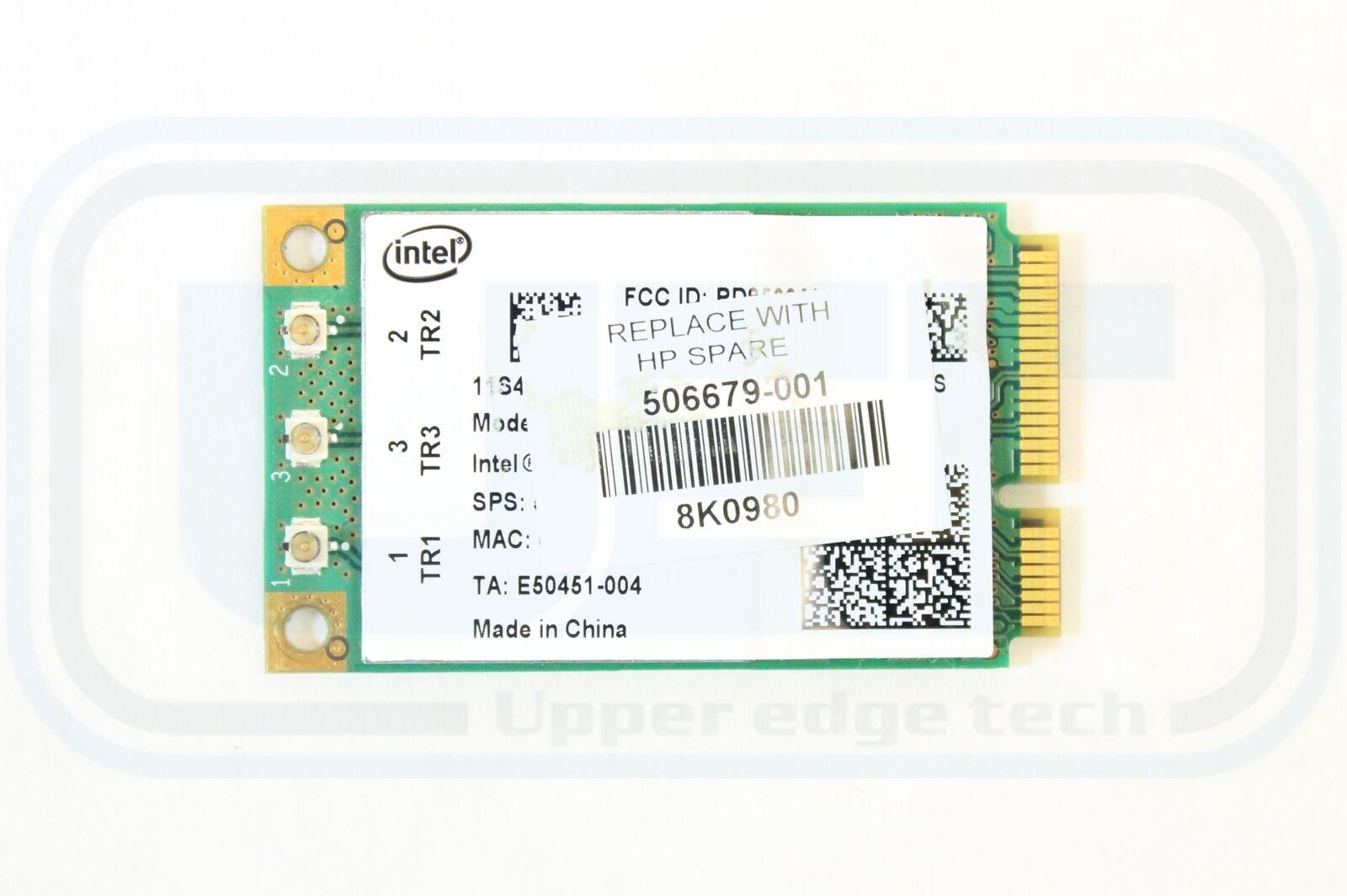 HP Elitebook 6930p 506679-001 802.11n Tested Warranty