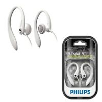 Philips SHS3200 Earhook Headphones Secure fit Ultra Comfortable Gym Headphones